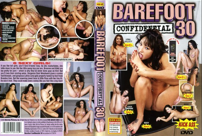 Barefoot Confidential 30 Kick Ass Pictures