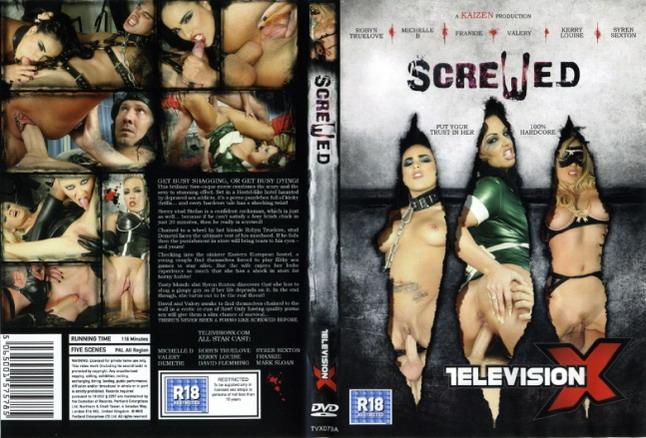 Screwed TelevisionX