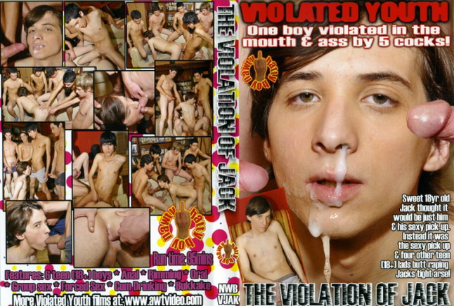 The violation of jack awt video gay porn dvd