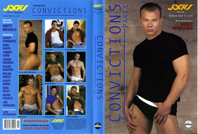 Convictions Part 1 Falcon Jocks