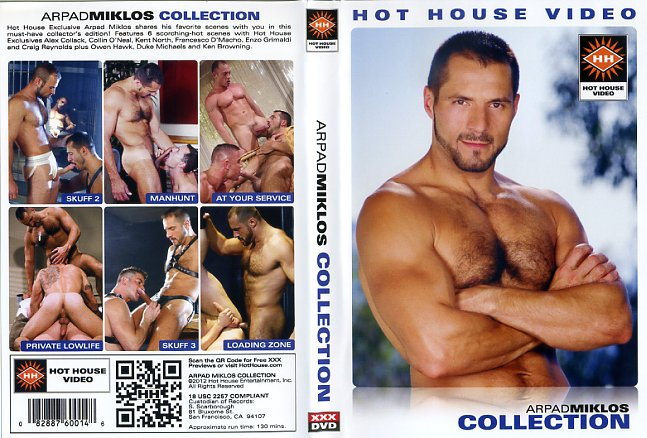 Arpad Miklos Collection Hot House Video