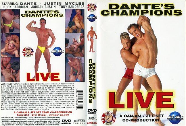 Dante's Champions LiveJet Set