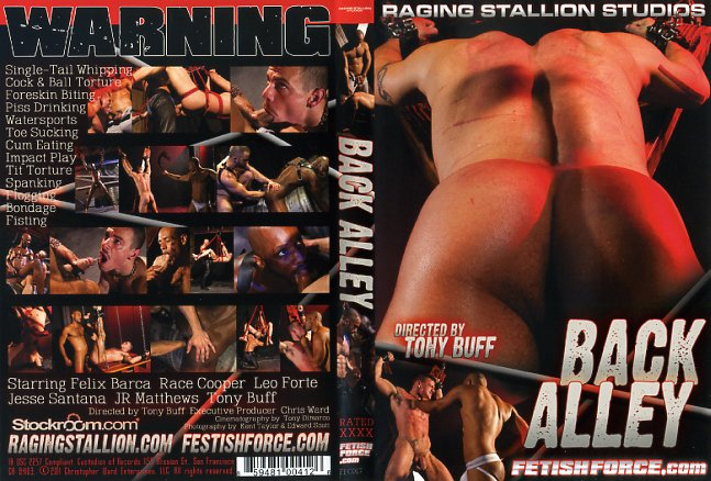 Back Alley Raging Stallion