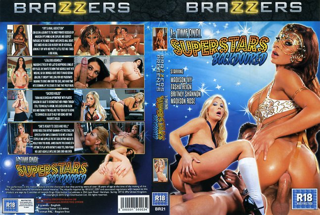 1st Time Anal Superstars Backdoored Brazzers