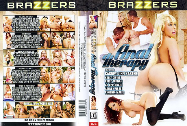 Anal TherapyBrazzers