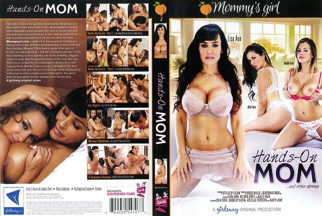 Hands on mom mommys girl lesbian porn dvd
