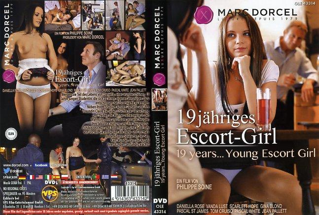 19 Years: Young Escort GirlMarc Dorcel
