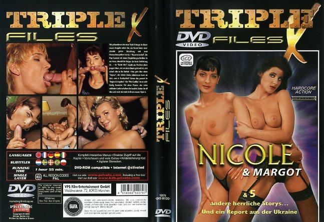 Triple X Files 01: Nicole & MargotPrivate