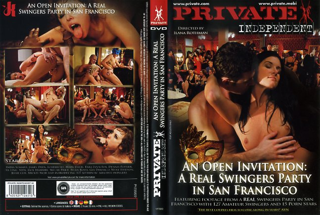 A Real Swinger's PartyPrivate