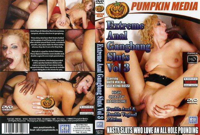 extreme hardcore anal gangbang - Extreme Anal Gangbang Sluts 3 Pumpkin Media Europe