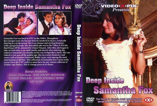 Deep inside samantha fox video pix porn dvd
