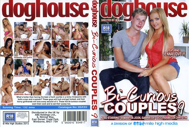 Bi-Curious Couples 09 Doghouse Digital