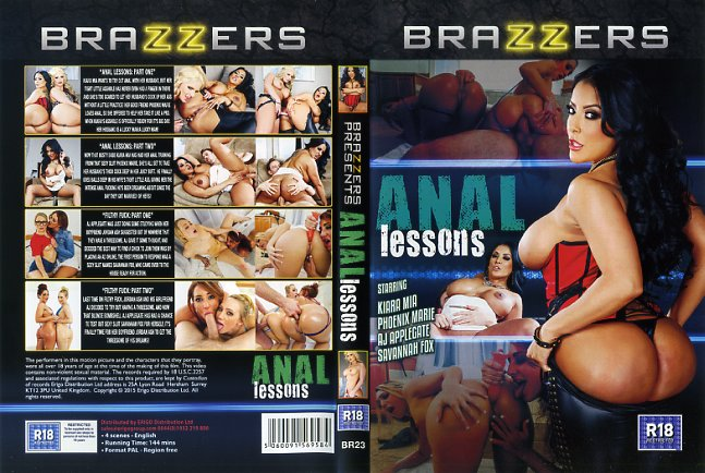 Anal Lessons Brazzers