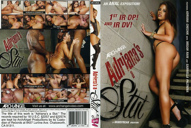 Adriana's A SlutArchAngel