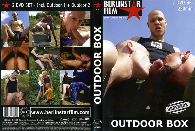 Outdoor Box (2 Dvds) Berlin Star