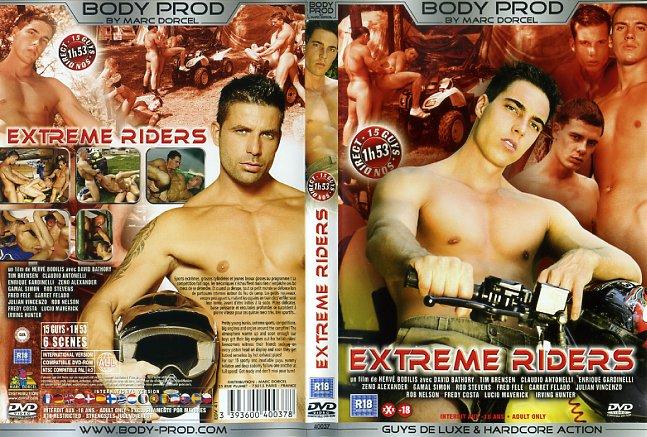 Extreme RidersBody Prod