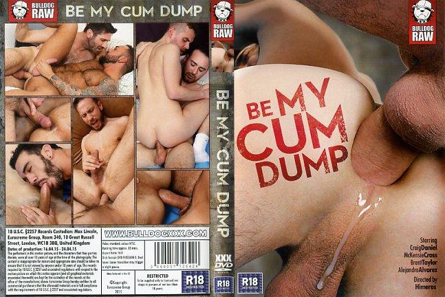 Be cum dump bulldog gay porn dvd