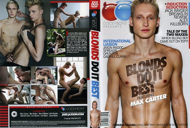 Blonds Do it Best CockyBoys