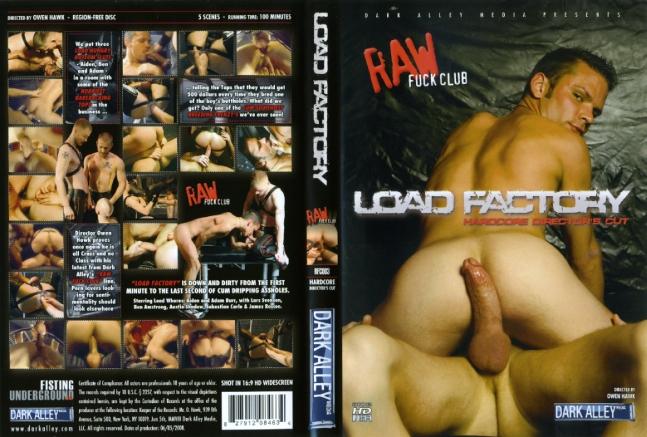 Load FactoryDark Alley