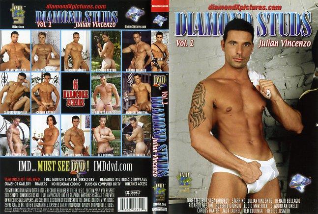 Diamond studs julian vincenzo diamond pictures gay porn dvd