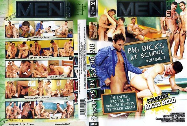 Big Dicks At School 6Men.Com