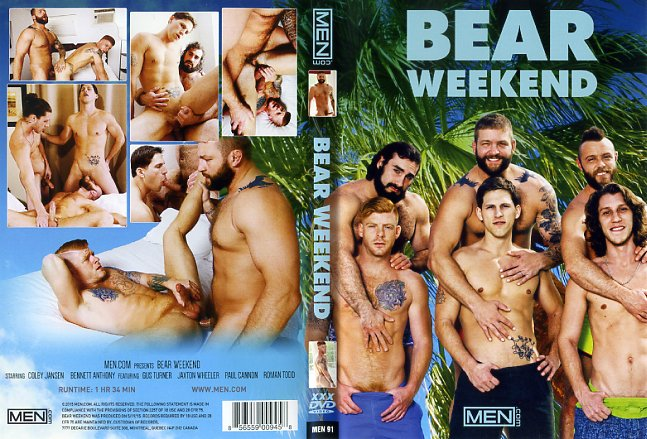 Bear WeekendMen.Com