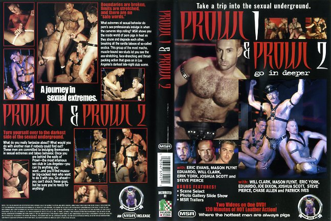 Prowl productions gay porn dvd