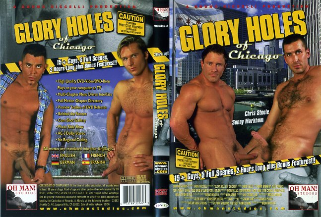 Gloryholes of chicago chris steele dvd