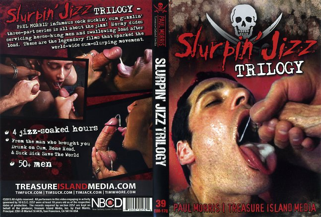 Slurpin' Jizz Trilogy Treasure Island Media