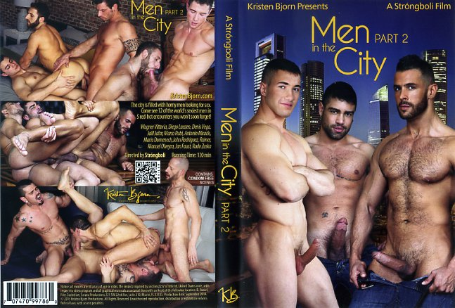 Men In The City 2 Kristen Bjorn