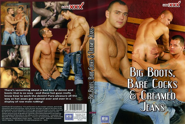 Big Boots, Bare Cocks & Creamed JeansMSS Gay