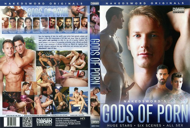 Gods Of Porn Naked Sword