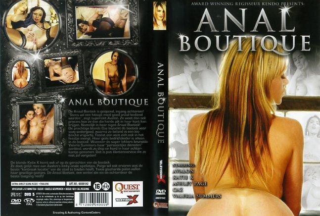 Anal BoutiqueTelevisionX