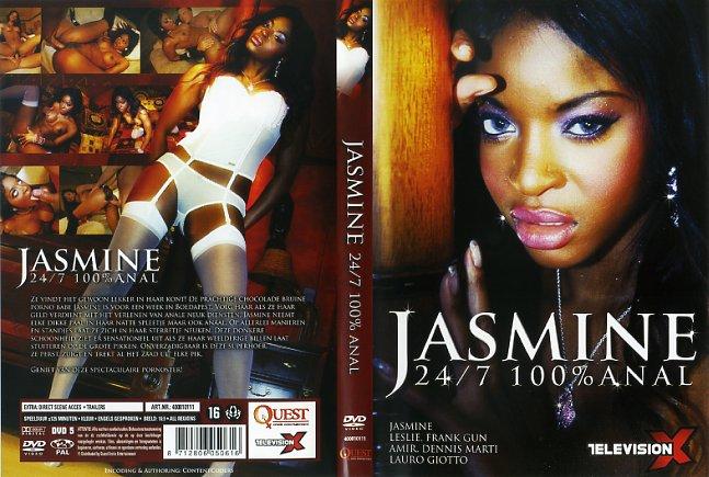 Jasmine 24/7 100% AnalTelevisionX