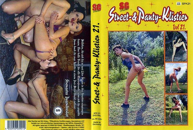 Порно panty klistier