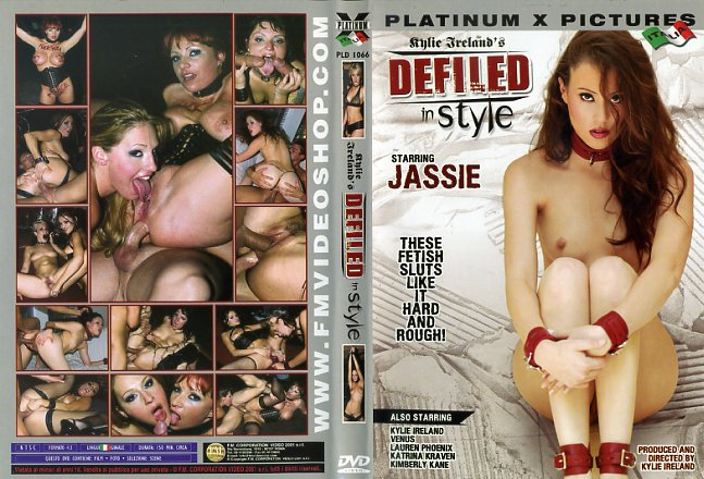 Defiled In Style Platinum X Pictures