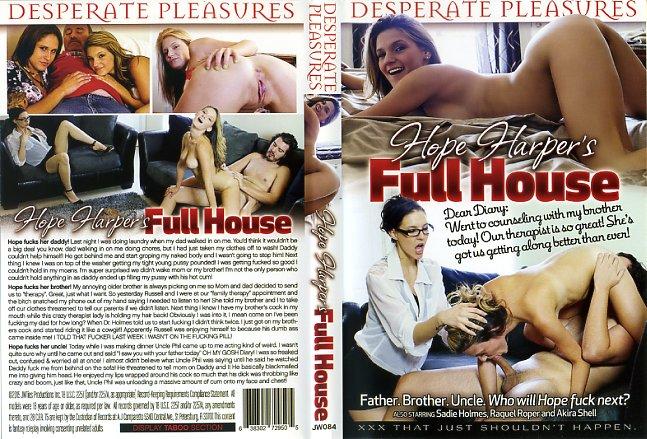 Hope Harperu0027s Full House Desperate Pleasures