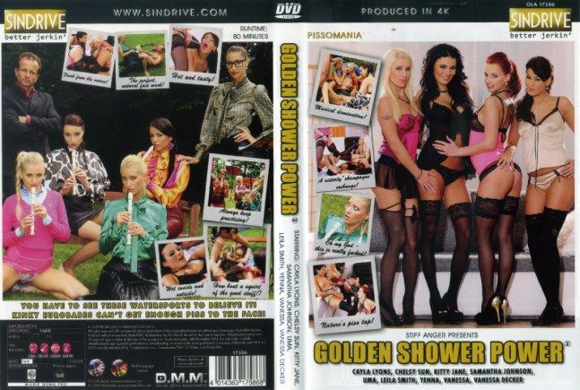 Sindrive golden shower power eromaxx porn dvd