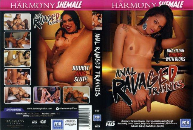 Anal Ravaged TranniesHarmony XXX