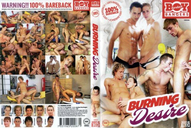 Burning DesireBareback Boy Bangers