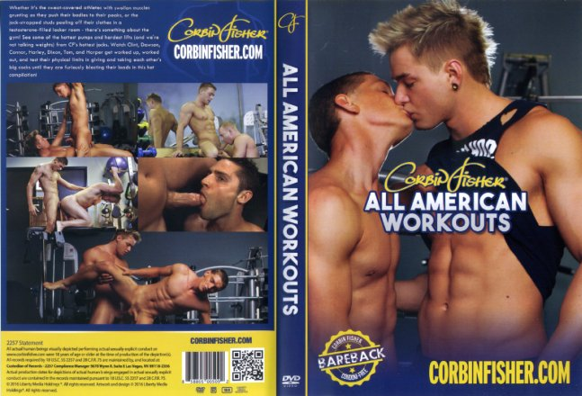 All American Workouts Corbin Fisher