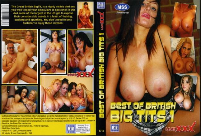 Best of british big tits interactive porn dvd