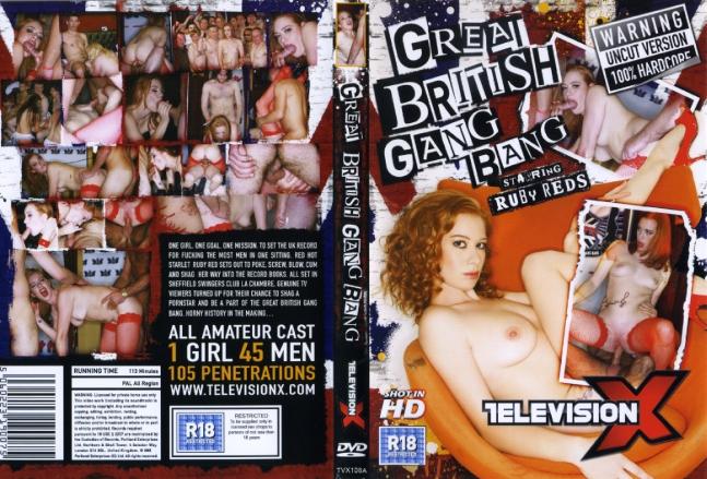 The great british gang bang