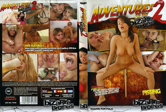 Adventures of the bizarre brothers bizarre brothers porn dvd