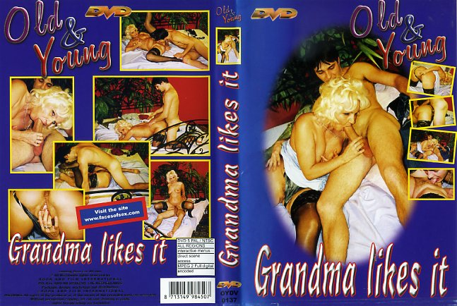Grandma likes it book and film international porn dvd