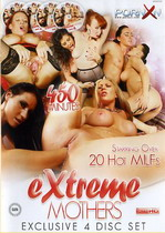 Extreme Mothers Box (4 Dvds)