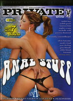 Private Dvd Pack 42: Anal Stuff (4 Dvds)