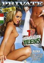 12 Hungarian Teens
