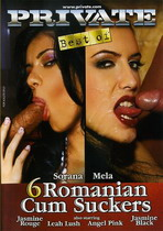 6 Romanian Cock Suckers