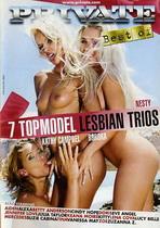 7 Top Model Lesbian Trios 1